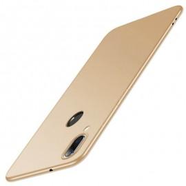 Coque Xiaomi Redmi 7 Extra Fine Dorée