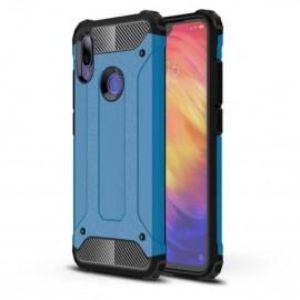 Coque Xiaomi Redmi 7 Anti Choques Bleue