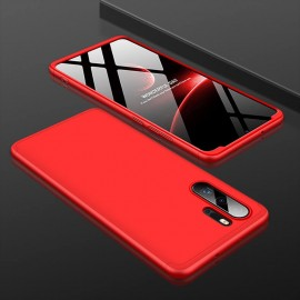 Coque 360 Huawei P30 Pro Rouge