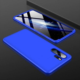Coque 360 Huawei P30 Pro Bleue