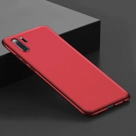 Coque Huawei P30 Pro Extra Fine Rouge