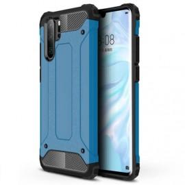 Coque Huawei P30 Pro Anti Choques Bleue