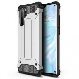 Coque Huawei P30 Pro Anti Choques Argent
