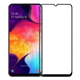 Verre Trempé Samsung Galaxy A40 Protecteur d'écran Noir