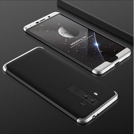 Coque Huawei Mate 10 360º Gris et Noir