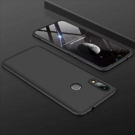 Coque 360 Samsung Galaxy A40 Noire