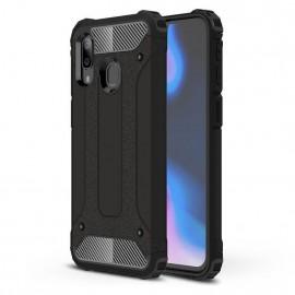 Coque Samsung Galaxy A40 Anti Choques Noire