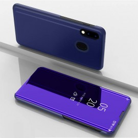 Etuis Samsung Galaxy A40 Cover Translucide Lila