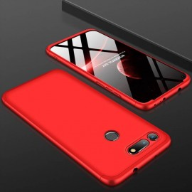 Coque 360 Honor View 20 Rouge