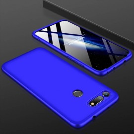 Coque 360 Honor View 20 Bleue