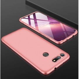 Coque 360 Honor View 20 Rose