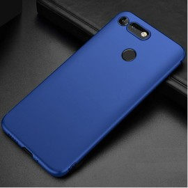 Coque Honor View 20 Extra Fine Bleu