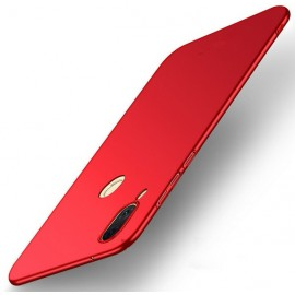 Coque Silicone Huawei P20 Lite Extra Fine Rouge