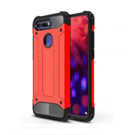 Coque Honor View 20 Anti Choques Rouge