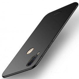 Coque Silicone Huawei P20 Lite Extra Fine Noir