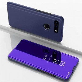 Etuis Honor View 20 Cover Translucide Lila