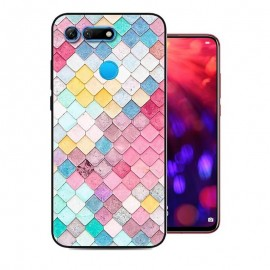 Coque Silicone Honor View 20 Aquarelles