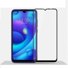Verre Trempé Xiaomi Mi Play Protecteur d'écran Noir
