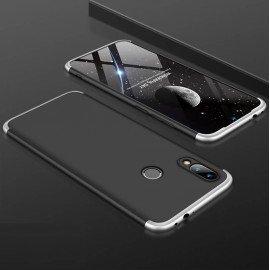 Coque 360 Xiaomi Mi Play Noir et Grise