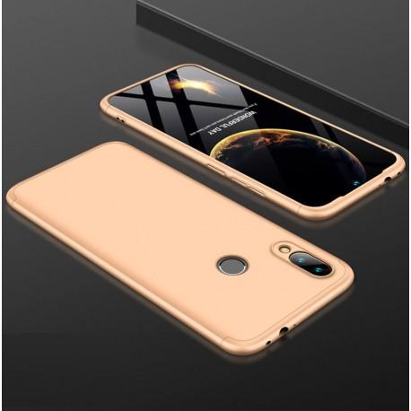 Coque 360 Xiaomi Mi Play Dorée