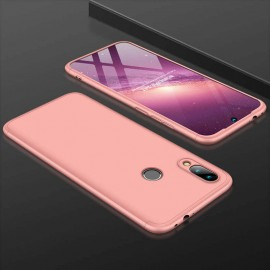 Coque 360 Samsung Galaxy A20 Rose