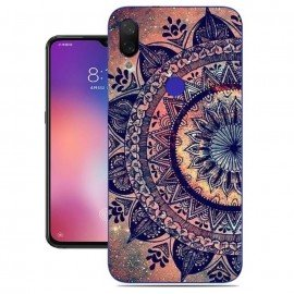 Coque Silicone Xiaomi Mi Play Mandala