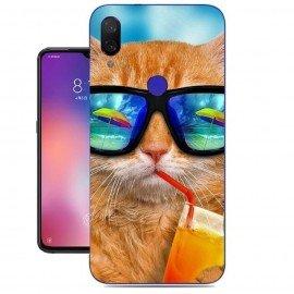 Coque Silicone Xiaomi Mi Play Chat Cool
