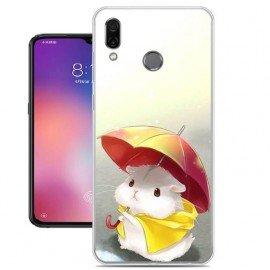 Coque Silicone Xiaomi Mi Play Souris