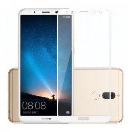 Verre trempé Huawei Mate 10 Protecteur d'écran Blanc