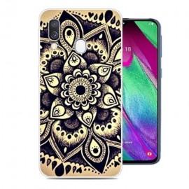Coque Silicone Samsung Galaxy A20 Mandala