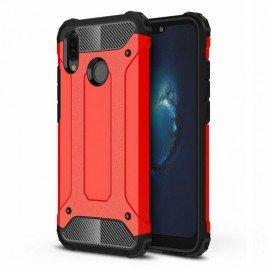 Coque Huawei P20 Lite Anti Choques Rouge