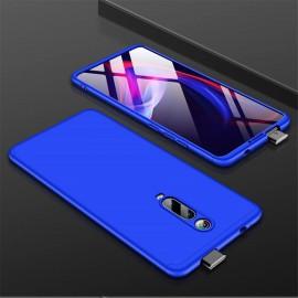Coque 360 Xiaomi Redmi K20 Bleue