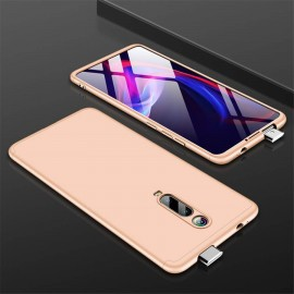 Coque 360 Xiaomi Redmi K20 Or
