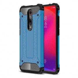 Coque Xiaomi Redmi K20 Anti Choques Bleue