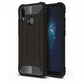 Coque Huawei P20 Lite Anti Choques Noir