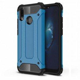 Coque Huawei P20 Lite Anti Choques Bleu