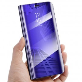 Etuis Huawei P Smart Cover Translucide Lila