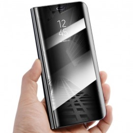 Etuis Huawei P Smart Cover Translucide Noir