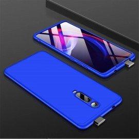 Coque 360 Xiaomi MI 9T Bleue