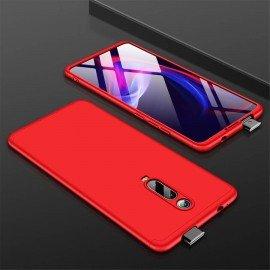 Coque 360 Xiaomi MI 9T Rouge