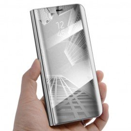Etuis Huawei P Smart Cover Translucide Gris