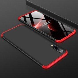 Coque 360 Samsung Galaxy A70 Noir et Rouge