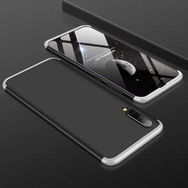 Coque 360 Samsung Galaxy A70 Noir et Grise