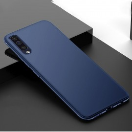 Coque Samsung Galaxy A70 Extra Fine Bleu