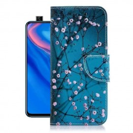 Etuis Portefeuille Huawei P Smart Z Blossom