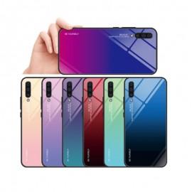 Coque Samsung Galaxy A70 Silicone et Verre Trempé Master
