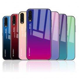 Coque Huawei P Smart Z Silicone et Verre Trempé Master