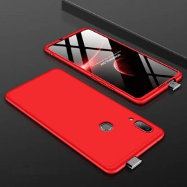 Coque 360 Huawei P Smart Z Rouge