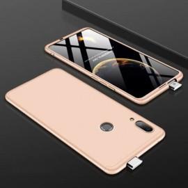 Coque 360 Huawei P Smart Z Dorée