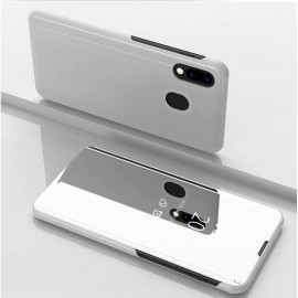 Etuis Huawei P Smart Z Cover Translucide Argent